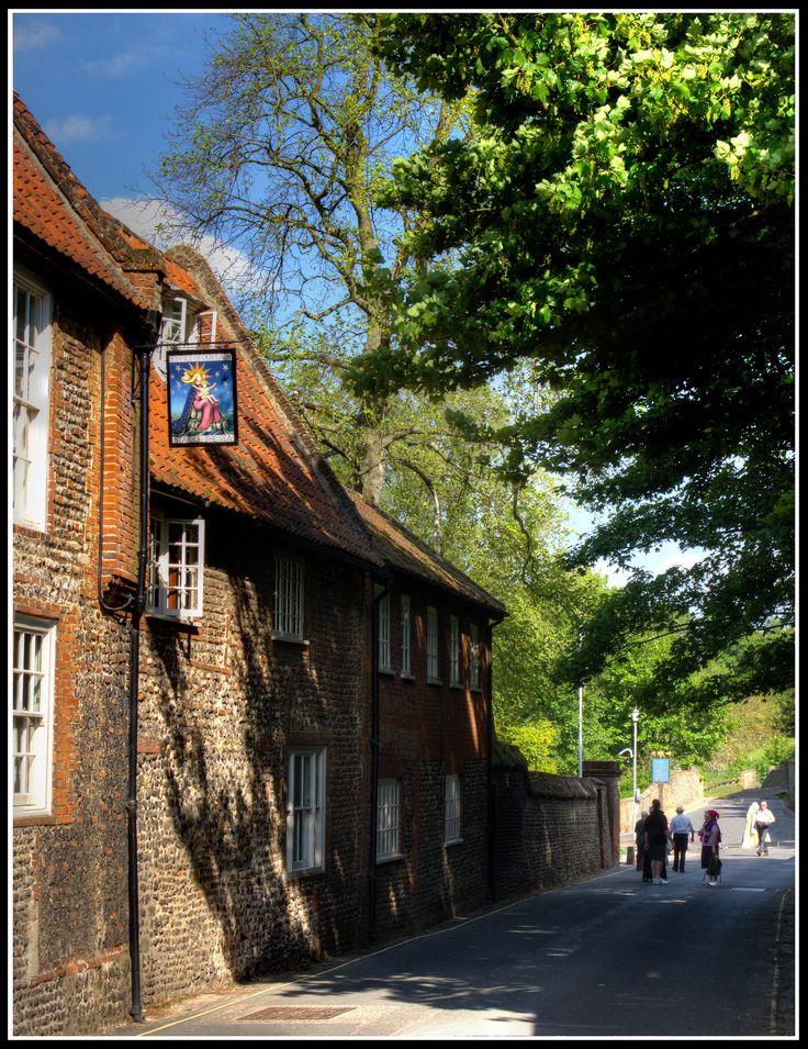 Walsingham, Norfolk_ England