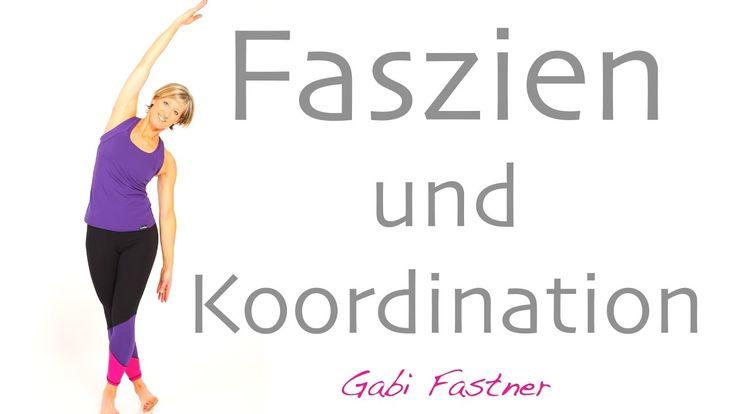 25 min. Faszien – Training ohne Hilfsmittel – Ina Krasivi
