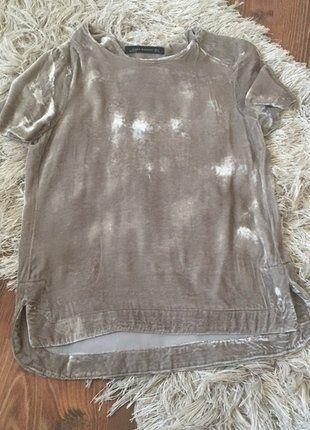 Kup mój przedmiot na #vintedpl http://www.vinted.pl/damska-odziez/bluzki-z-krotkimi-rekawami/15041670-zara-piekna-bluzka-tylko-sprzedaz