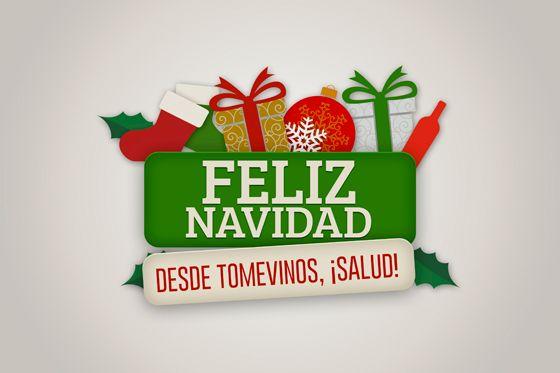 ¡Feliz Navidad! Buenas fechas para beber Buen Vino...