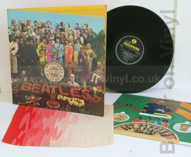 THE BEATLES sgt.  peppers lonely hearts club band, MONO, PMC 7027 - ROCK, PSYCH, PROG, POP, SHOE GAZING, BEAT