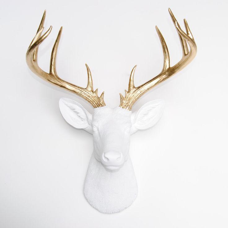 Best 25 Faux Deer Head Ideas On Pinterest