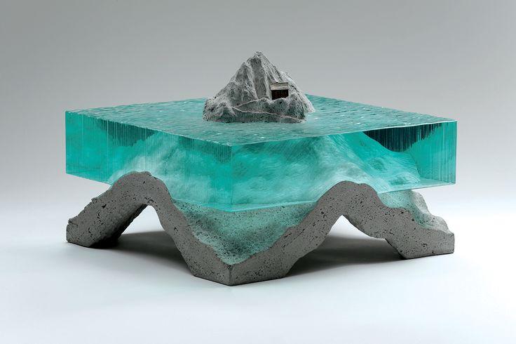 Ben Young / Solitude #3D #art #sculpture