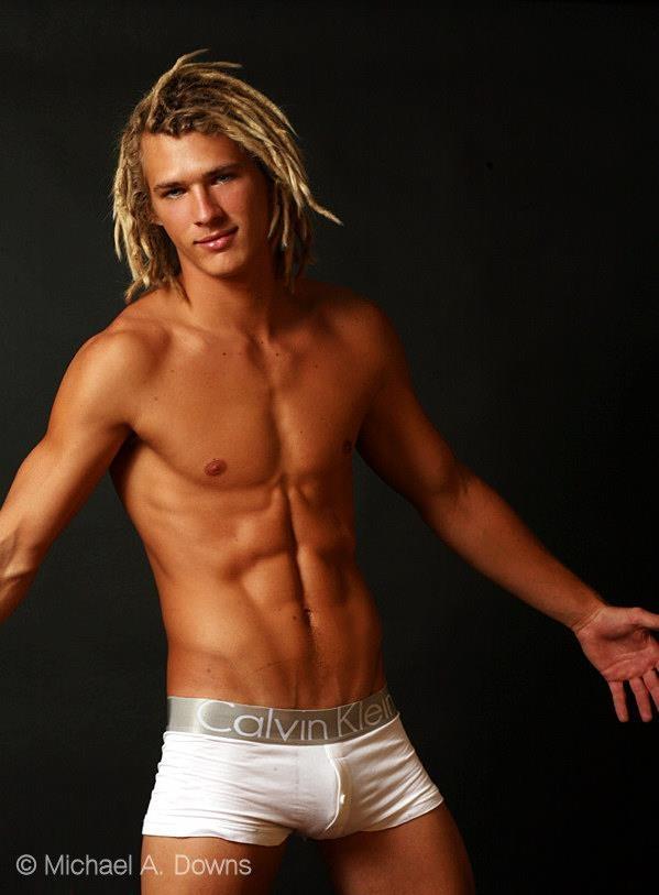 Calvin Klein Australian Model Travis Fimmel Travis