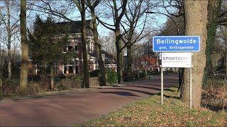 Bellingwolde in Groningen.