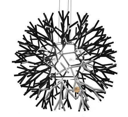 Designer Lighting Online Store Perth Australia   Replica Lights - Replica Pallucco Lagranja Group Black Coral Pendant Light, $350.00 (http://www.replicalights.com.au/black-coral-pendant-light-pallucco-lagranja-group/)