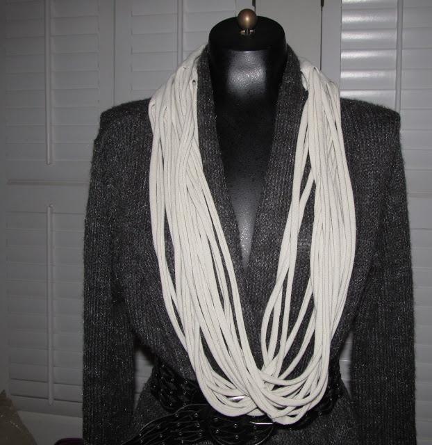 No sew scarf   Crafts   Pinterest