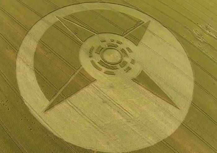 Los códigos ocultos del círculo de la brújula vikinga