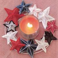 "Download the Star template to create the projects featured in ""Seeing Stars"" in the June/July '11 Sew News."