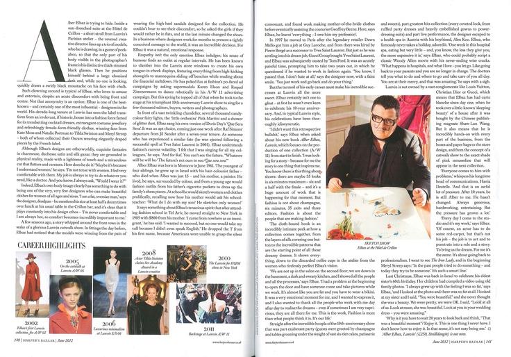 Alber Elbaz interview