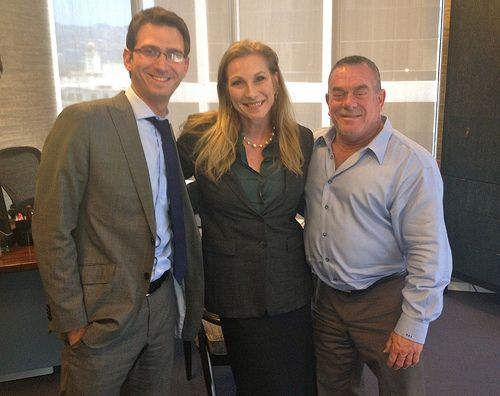Adam Gelvan - Cheryl Shuman ($RFMK) - Mark Itkin - William Morris Endeavor Super Agents