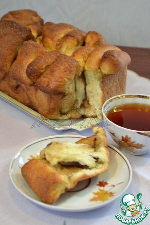 Воздушный хлеб с корицей