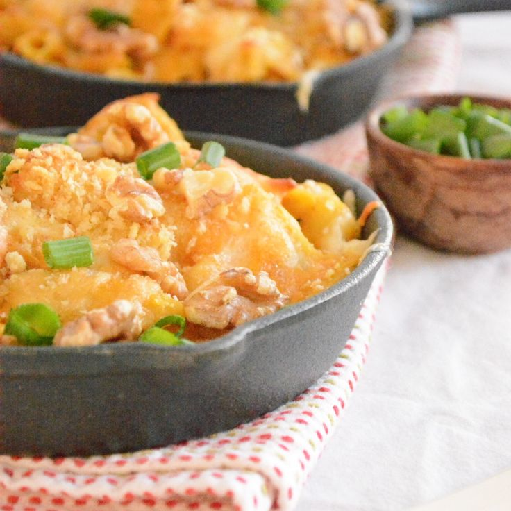 Pumpkin Macaroni and Cheese - would need to do some serious modifying ...