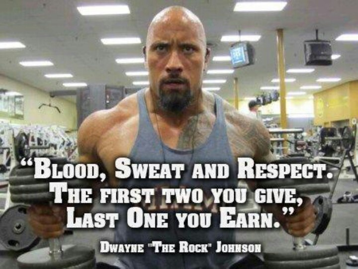 The Rock, Dwayne Johnsonu0026 Workout Routine And Diet   Muscle And Brawn