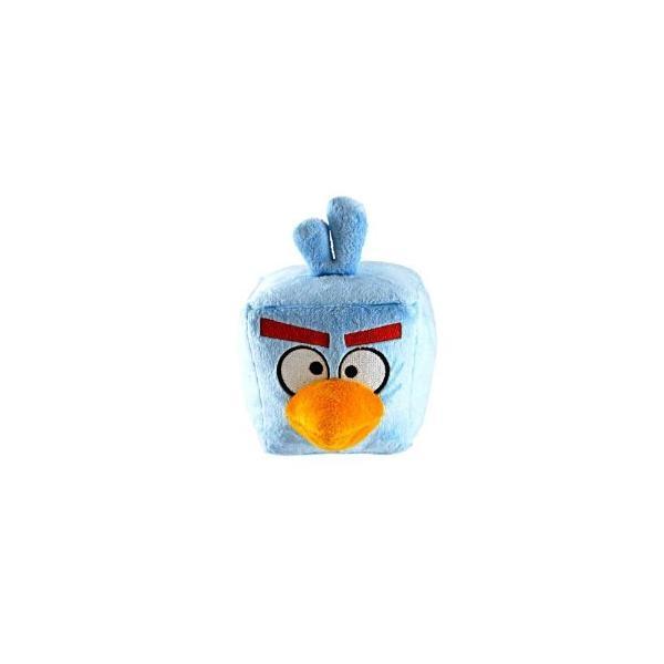 Angry Birds - Pájaro Hielo Espacial De Peluche Con Sonido 5''