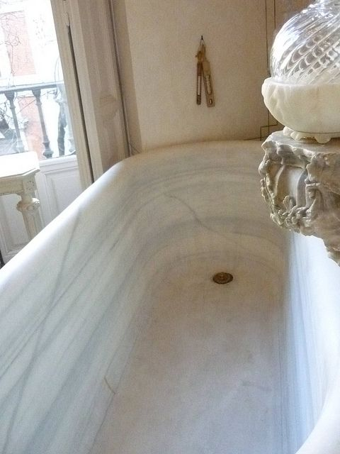 Baño En Regadera Concepto:del Marqués de Cerralbo (Museo)  Sala de BañosUna habitación en