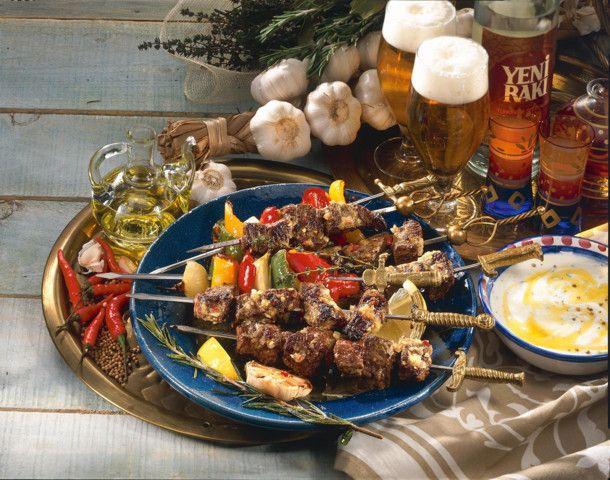 Unser beliebtes Rezept für Sis Kebab (Würzige Fleischspieße) und mehr als 55.000 weitere kostenlose Rezepte auf LECKER.de.