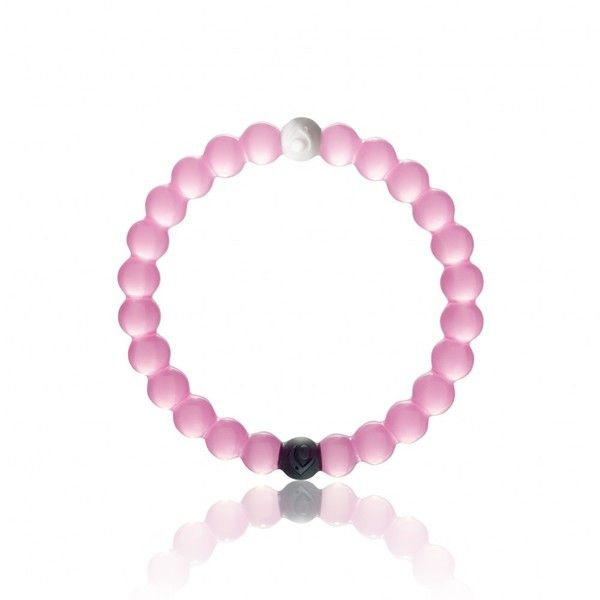 Get a Pink Lokai Bracelet and Support Breast Cancer Research ($18) ❤ liked on Polyvore featuring jewelry and bracelets