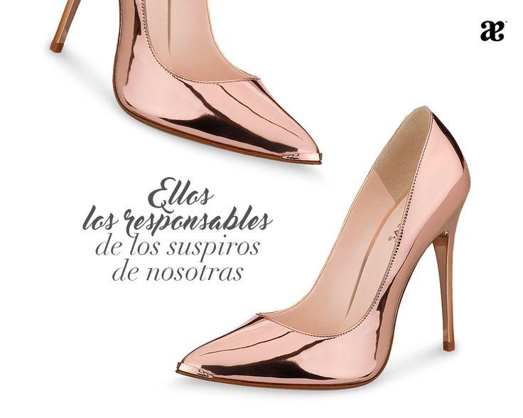 Los ves y suspiras, sí es amor verdadero ¡es amor por tus zapatos ❤!