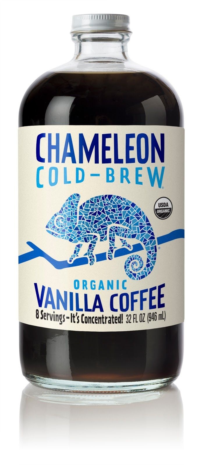 Chameleon Cold-Brew on Packaging of the World - Creative Package Design Gallery