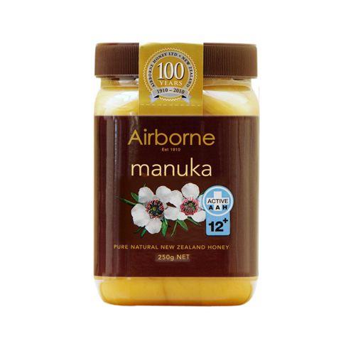 Active AAH Manuka Honey 250g - Airborne Honey Health | Shop New Zealand NZ$22.90