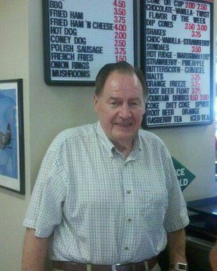"""Dewey Gronau- my high school Principal. He did his best to send me down the right path. And even when I didn't listen and went the other way. When I was diagnosed with nsclc in 2013 he was in touch with me and was still my friend. THAT is a true friend. Ever hear George Jones song """"Choices,"""" if you have, I can relate real well to that song."""