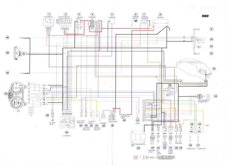 Wiring Diagram For Trailer Diagram Gsxr 1000 Electrical Designer