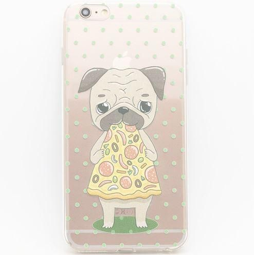 Pug Lovers Case for iPhone 6 6S 4.7 inch