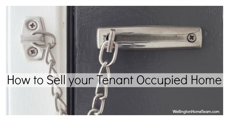 Ready to sell your tenant occupied home in Wellington Florida? If so it may not be easy, but here are the most common obstacles and solutions to avoid them.