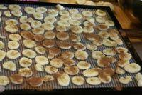 Life, Gluten Free : Dehydrated Banana Chips