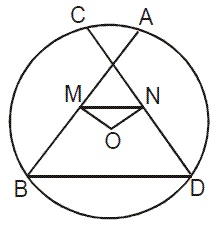 Radius of a Circle    There are a number of terminologies involved in a Circle. Some of them are as follows:Centre: The predetermined point from which the surface of the circle is at an equidistant is called the centre of a circle. Radius: The constant distance from the centre to a point on the surface of the circle is called its radius . Circumference: The boundary of a circle is called its circumference.