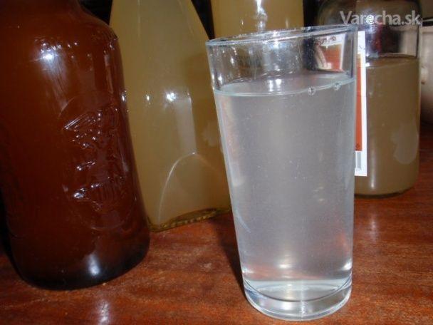 Jablčný ocot domáci (fotorecept) - Recept