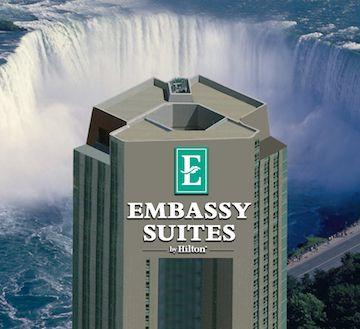 KIM HULL - beautiful FALLA VIEW Embassy Suites by Hilton Niagara Falls Fallsview