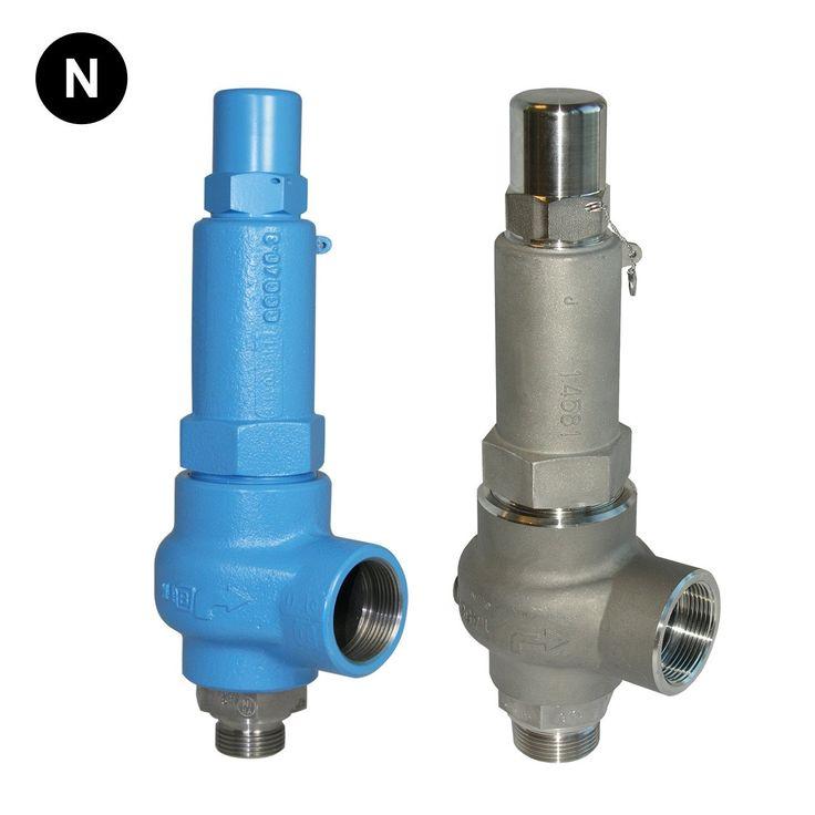 Niezgodka type 19 full lift safety valve safety valve