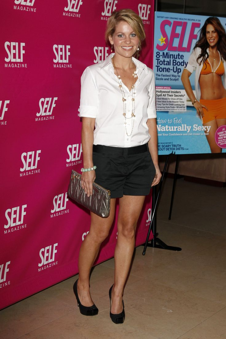 candance cameron bure | Candace Cameron Bure SELF Magazine Celebration of the July 2009 L.A.