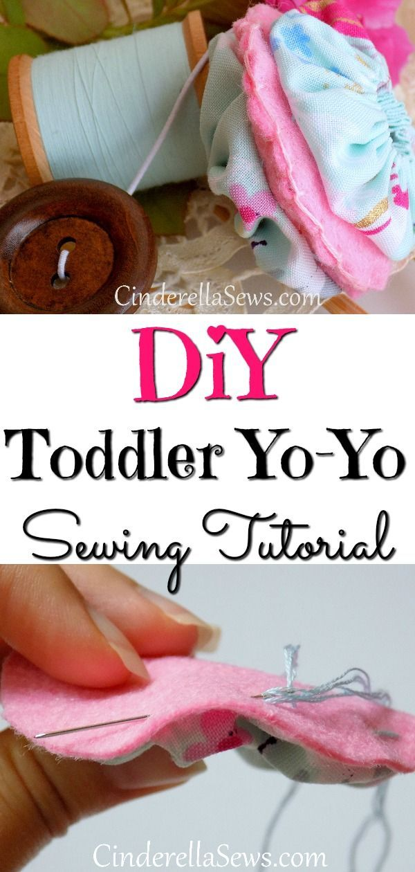 This Diy Toddler Toy Gift Is The Perfect Beginner Hand Sewing