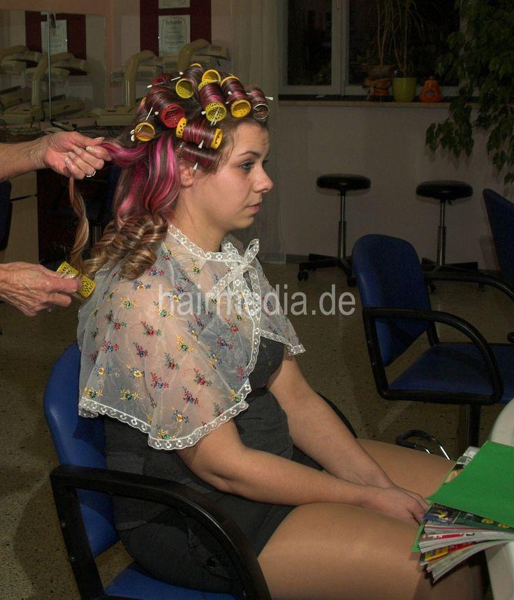 mom puts curlers in boys hair best 35 boys gone girly images on pinterest crossdressed