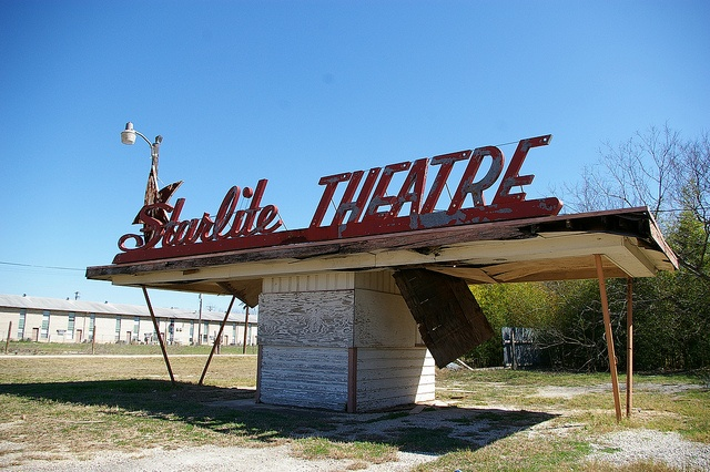 Starlite Drive in Theatre, Schertz, Tx. Drive in