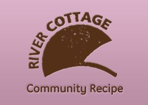 Blackberry apple compote - River Cottage (add plums)