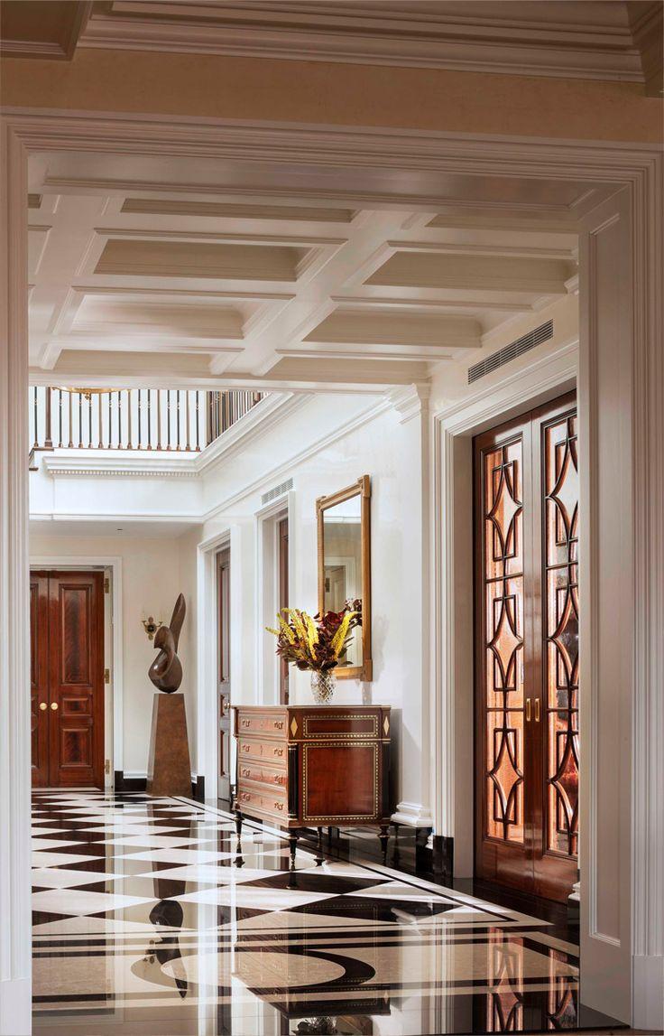 Foyer Architecture Library : Best foyers entrances vestibules images on pinterest