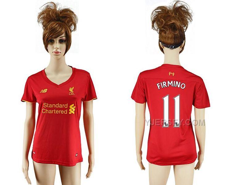 http://www.yjersey.com/hot-201617-liverpool-11-firmino-home-women-soccer-jersey.html HOT 2016-17 LIVERPOOL 11 FIRMINO HOME WOMEN SOCCER JERSEY Only 35.00€ , Free Shipping!
