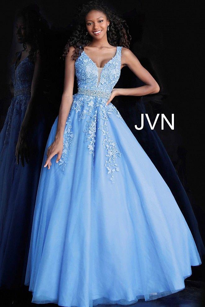 1ef4cd8da0e  Prom2019  PromDresses  ballgown  JVN  Alinedress  formal  promnight   affordableprom  promdress