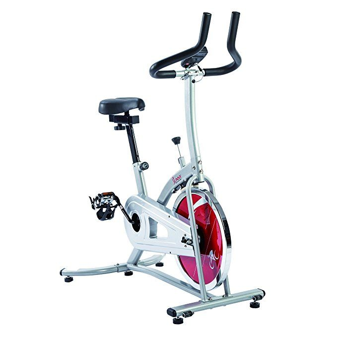 Sunny Health And Fitness Indoor Cycling Bike Velo Stationnaire