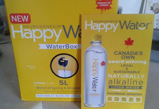 """I added """"Award Winning, Functional Water by Happy Water!"""" to an #inlinkz linkup!http://www.healthandbeautygirl.com/2015/09/award-winning-functional-alkaline.html"""
