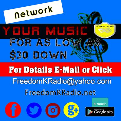 Online Radio Station  Top 40 and Local Independent Artists! Advertising local Upcoming Artist, Venus, and Entertainers. Out to give everyone a chance to air at a cheap rate. Click to see what the buzz is about. Also find us on Facebook!