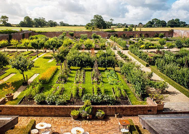 Fall getaway ideas in the English countryside not far from London: Babington House