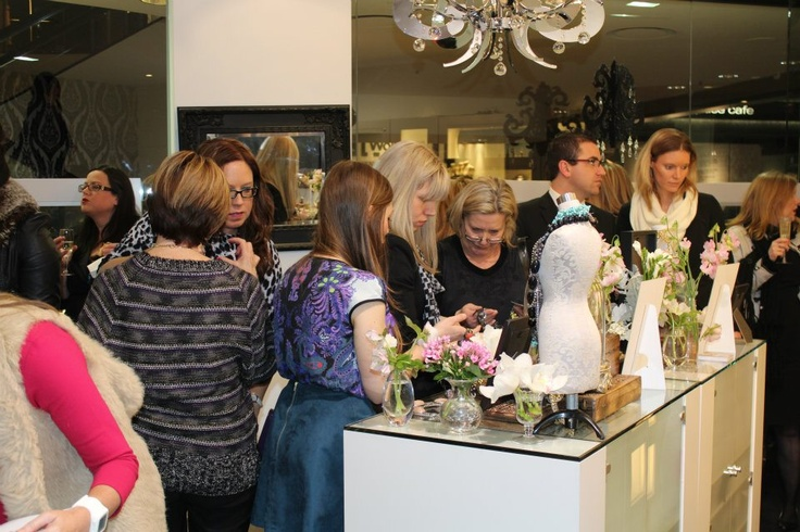 Guests @ Boxt Jewellery Event