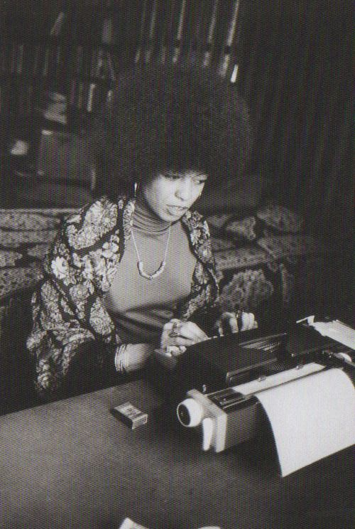 """Radical simply means ""grasping things at the root."" ― Angela Y. Davis"