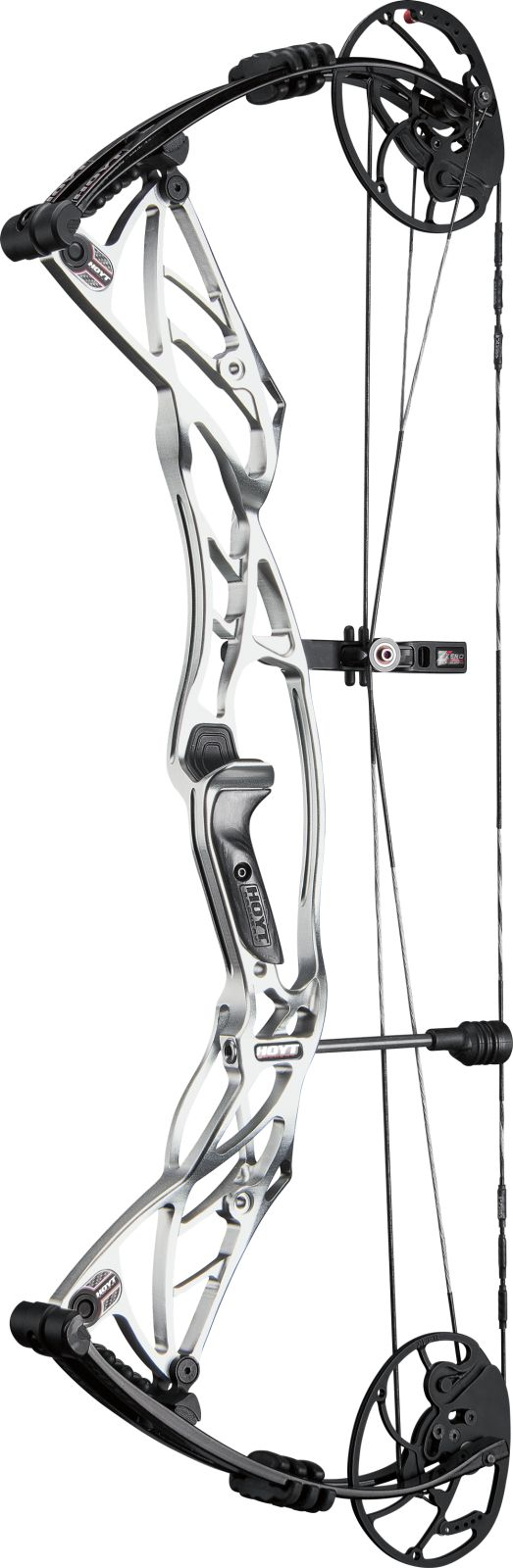 Hoyt Defiant™ 30 Silver Ice