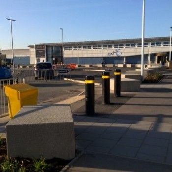 Townscape provides protection to East Midlands Airport